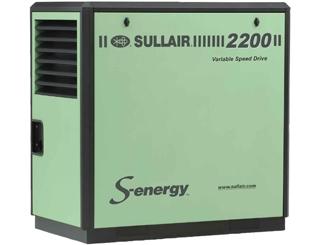 Sullair's 30 – 50 hp